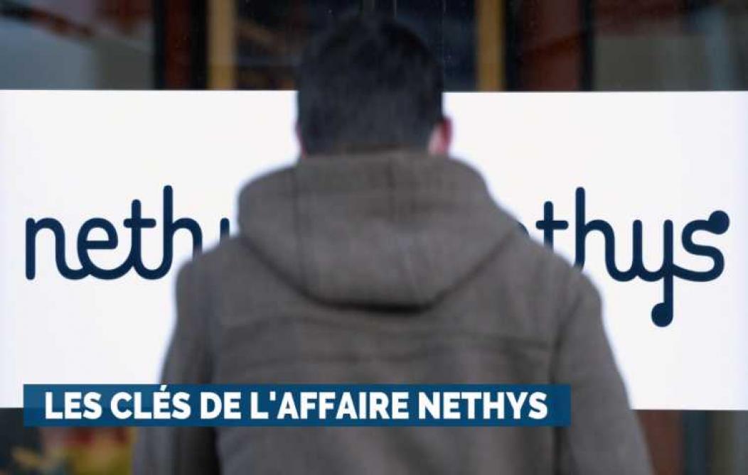 Nethys: le bras de fer Moreau - Di Rupo!