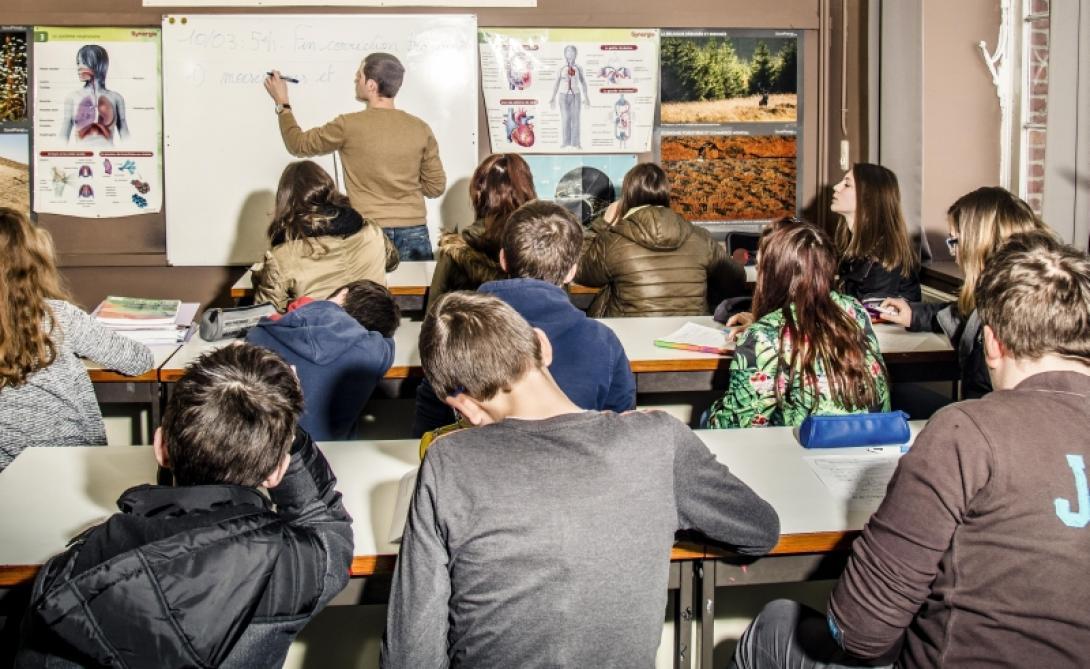L'école française reste une championne des inégalités — Enquête Pisa