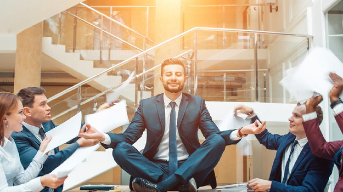 Méditation : et si on changeait notre relation au travail ?