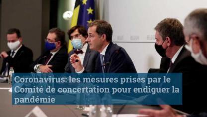 Bruxelles: les bourgmestres de la périphérie vont examiner des mesures supplémentaires ce lundi