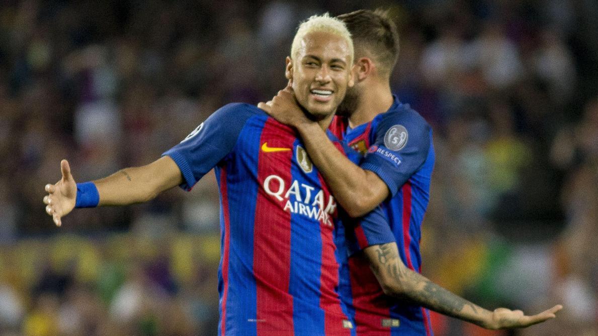 Neymar Surprend Avec Sa Nouvelle Coiffure Les Fans De Mireille