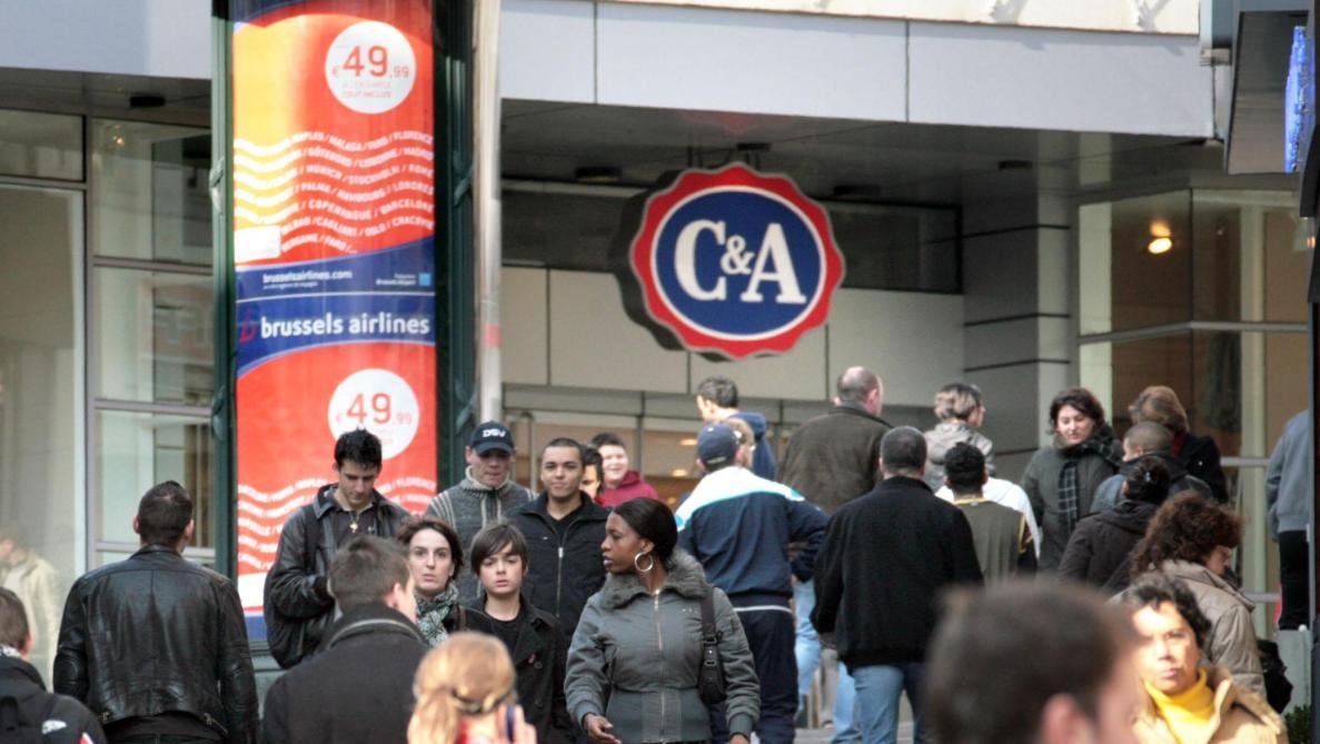 revendeur 9b4ba b94db La chaîne de magasins de vêtements C&A envisage une ...