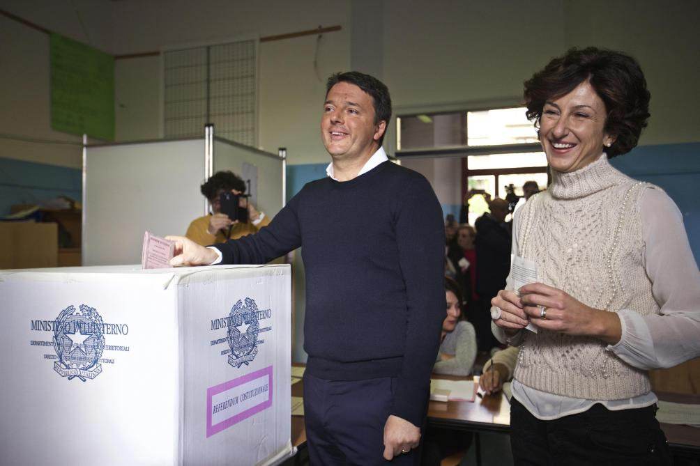Référendum en italie taux de participation élevé les bureaux de