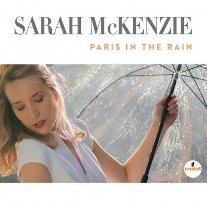 <span>Sarah McKenzie</span> Paris in the rain