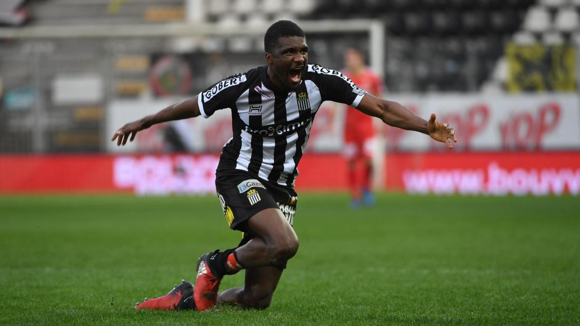 Playoffs 1: Charleroi arrache un point face à Ostende (1-1)
