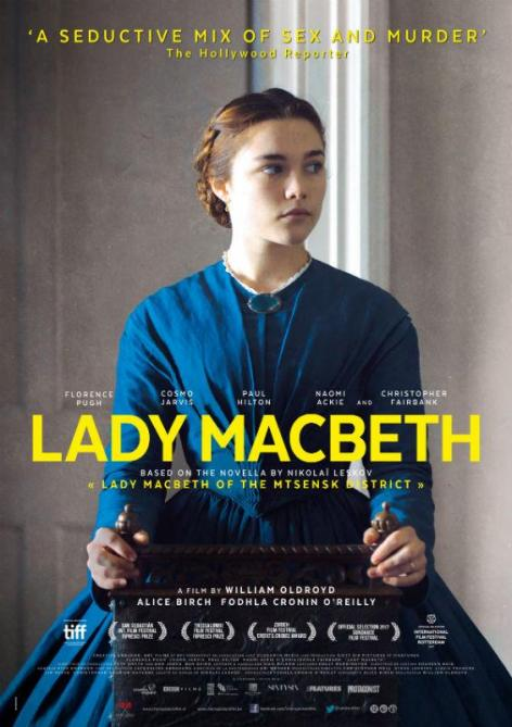 <span>Lady Macbeth</span> Florence Pugh, glaçante et virtuose