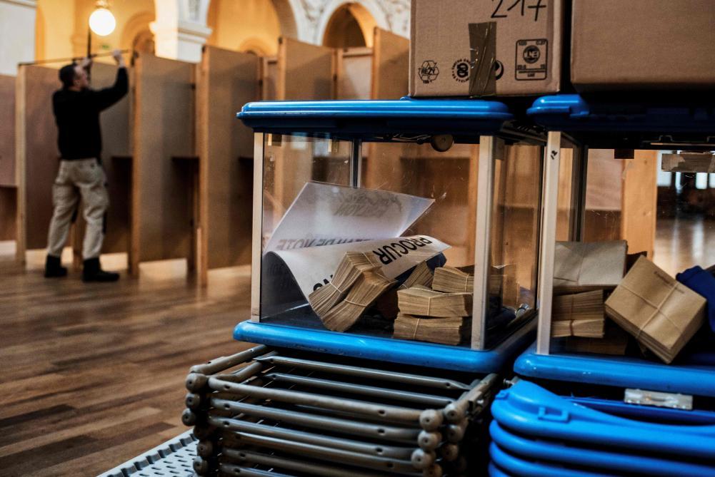 Ouverture des bureaux de vote en france d outre mer