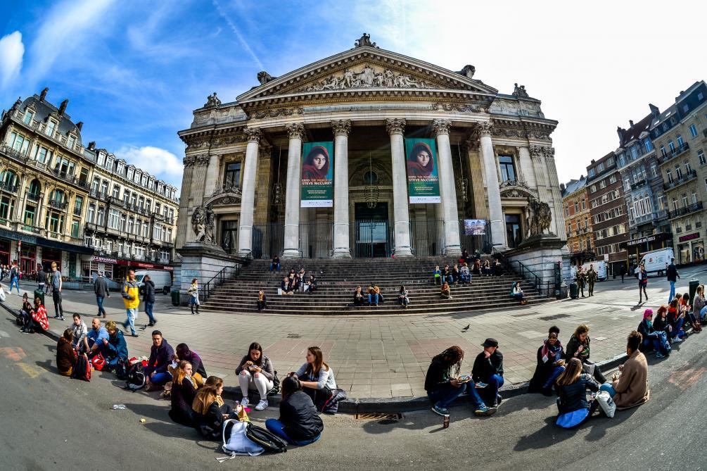 Le piétonnier de Bruxelles est un «no man's land, lieu de rencontre entre illégaux et criminels», selon VTM