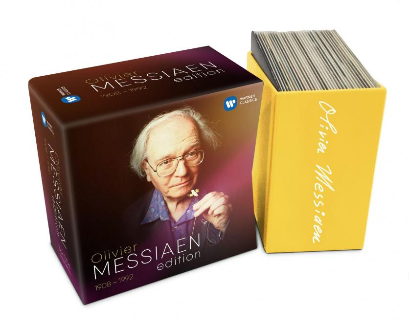 Olivier Messiaen Visions De LAmen