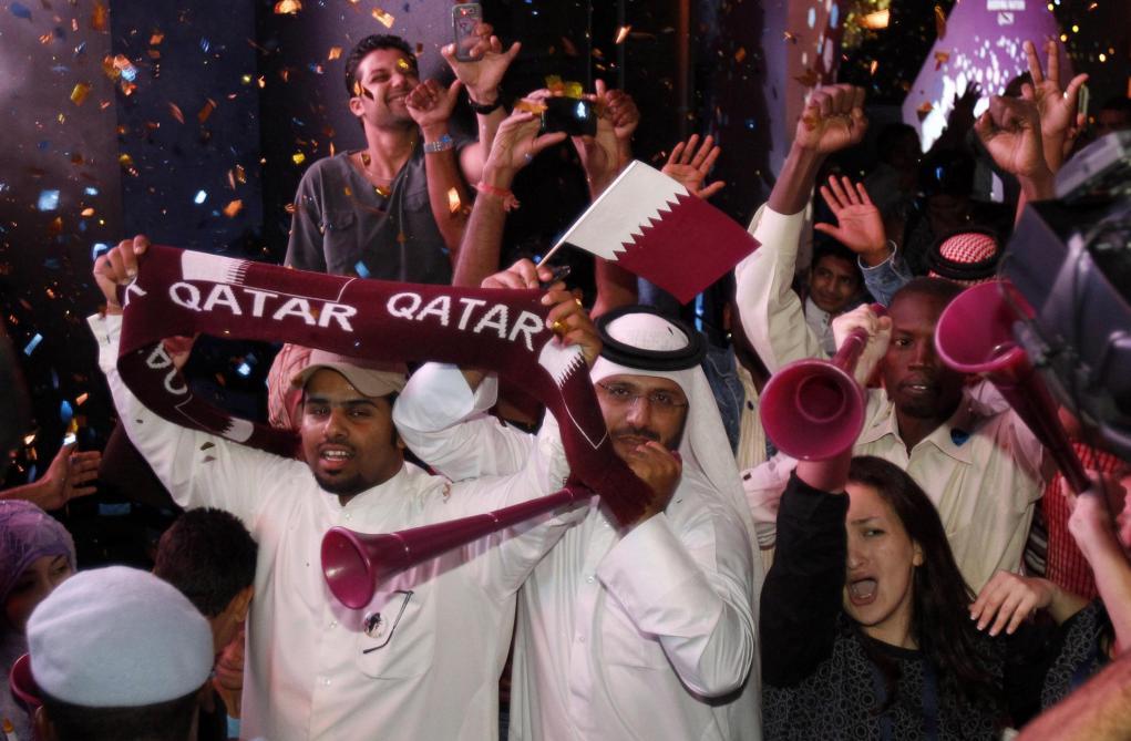 La coupe du monde 2022 au qatar est elle en danger le - Qatar football coupe du monde ...