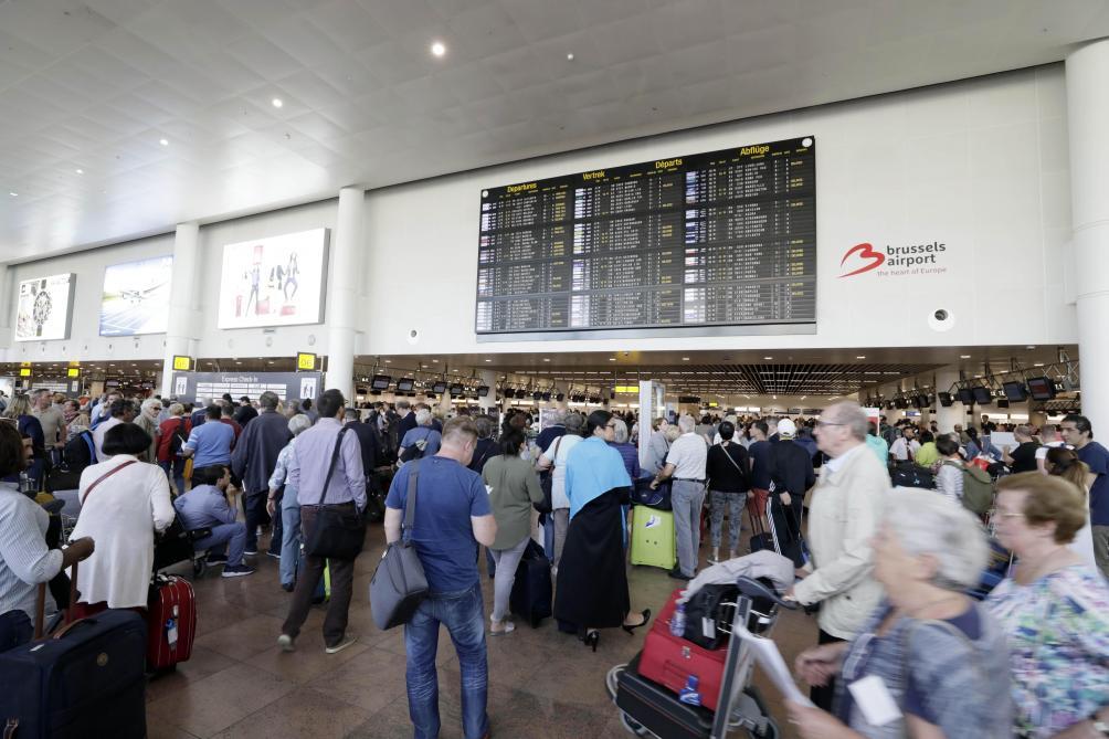Panne brussels airport un vol sur quatre est retard le soir - Panne electricite que faire ...