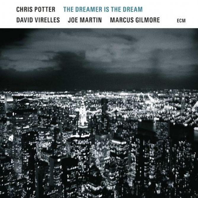 <span>Chris Potter</span> The dreamer is the dream