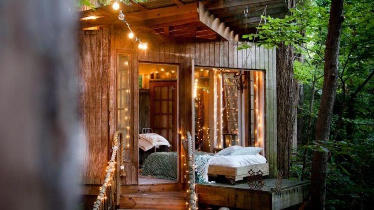 l'airbnb le plus populaire et féérique en images - le soir plus