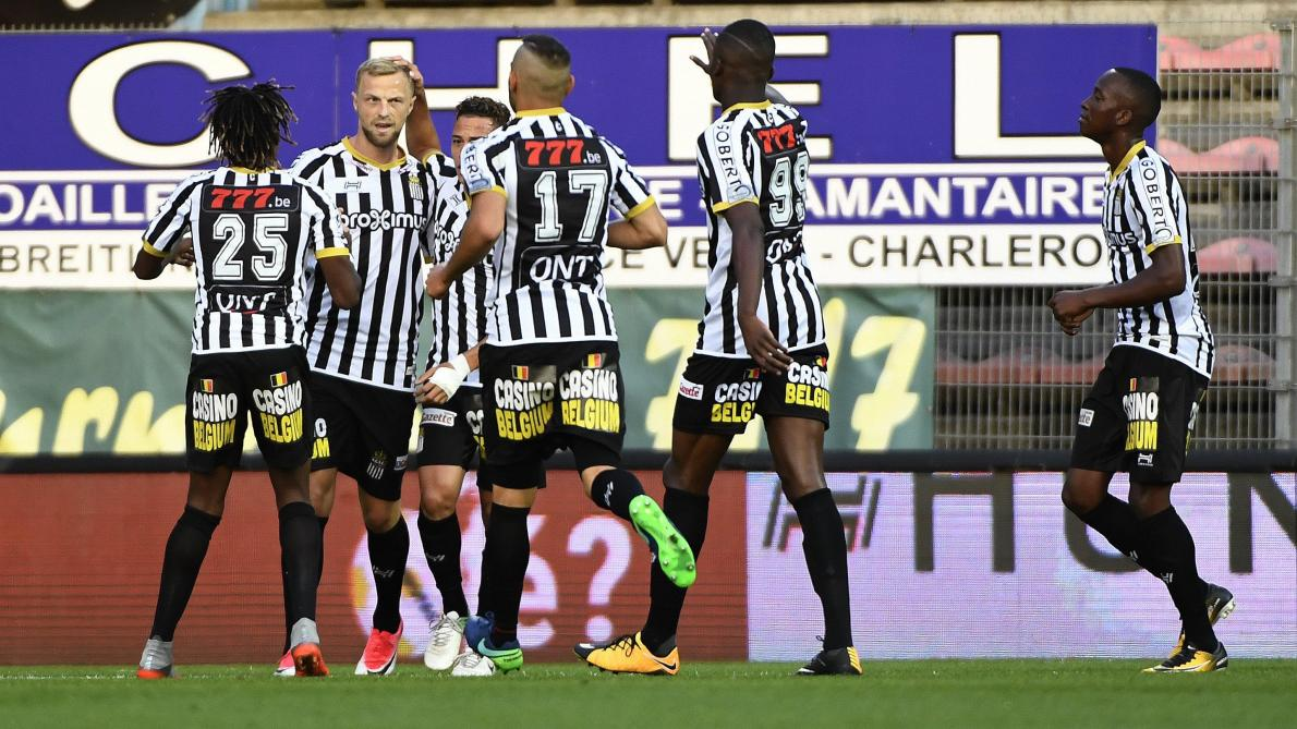 Charleroi s'impose sans forcer contre Courtrai (1-0)