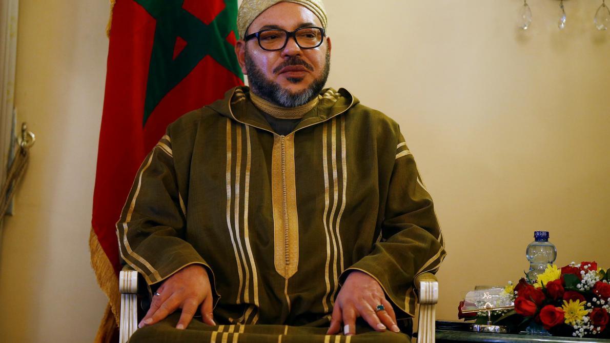 Mohamed VI a consacré son discours annuel du trône aux événements dans le Rif, mais pour fustiger les politiques et les fonctionnaires. ©Reuters