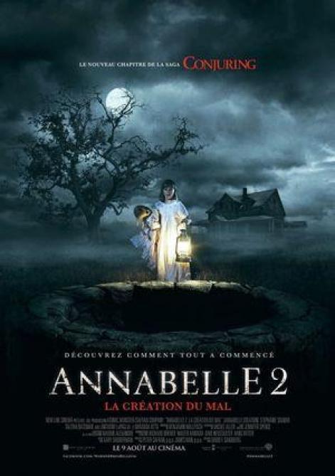 Annabelle 2: la création du mal Un certain savoir-faire en