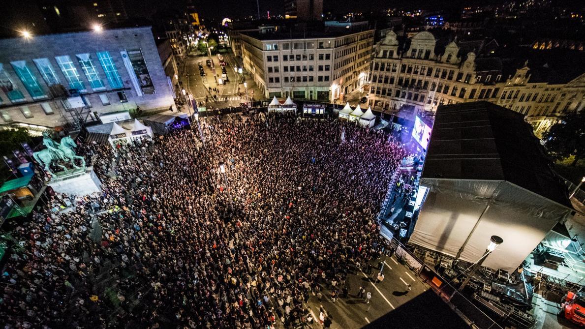 4 jours avant la fin du Brussels Summer Festival: les concerts à ne pas rater (vidéos)