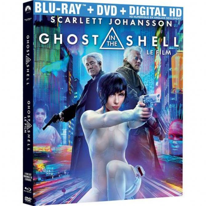 <span>Ghost in the Shell</span> Il lui manque une âme