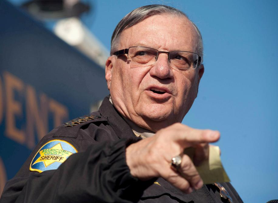 Joe Arpaio © Reuters