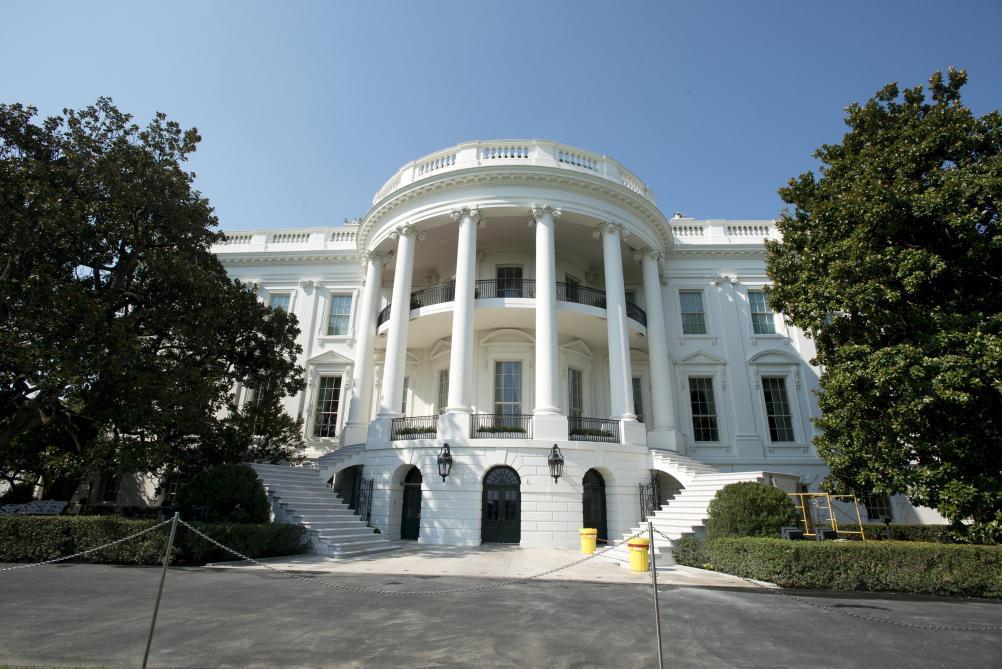 Americain Maison la maison-blanche 100% américaine de donald trump en images - le soir
