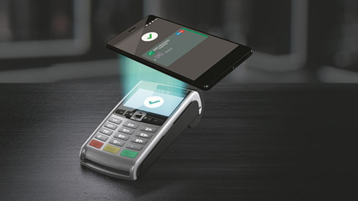 le paiement par smartphone s tend en belgique le soir plus. Black Bedroom Furniture Sets. Home Design Ideas