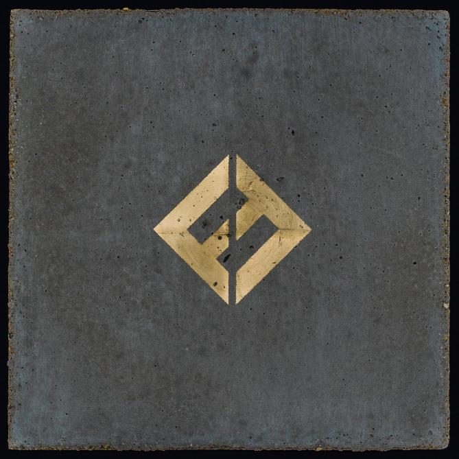 <span>Foo Fighters</span> Concrete and gold