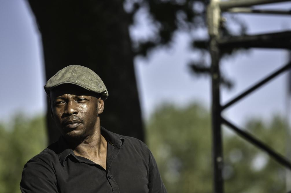 En France, on attend Booba, MC Solaar (sur la photo), Charlotte Gainsbourg et Etienne Daho. Francis Cabrel, aussi, mais à son rythme, chanson par chanson. ©PhotoNews