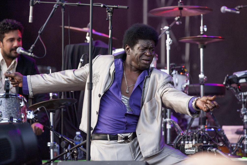 Charles Bradley en 2015 © Photo News