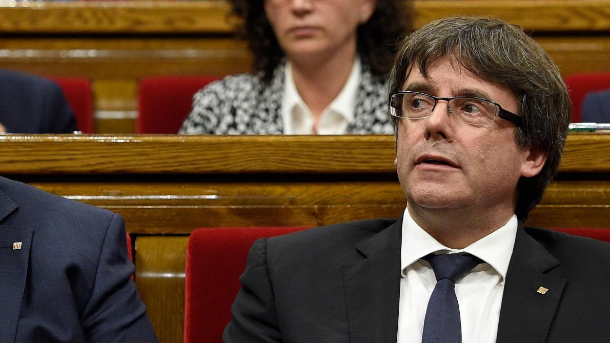 SPAIN-POLITICS-CATALONIA-INDEPENDENCE-PARLIAMENT
