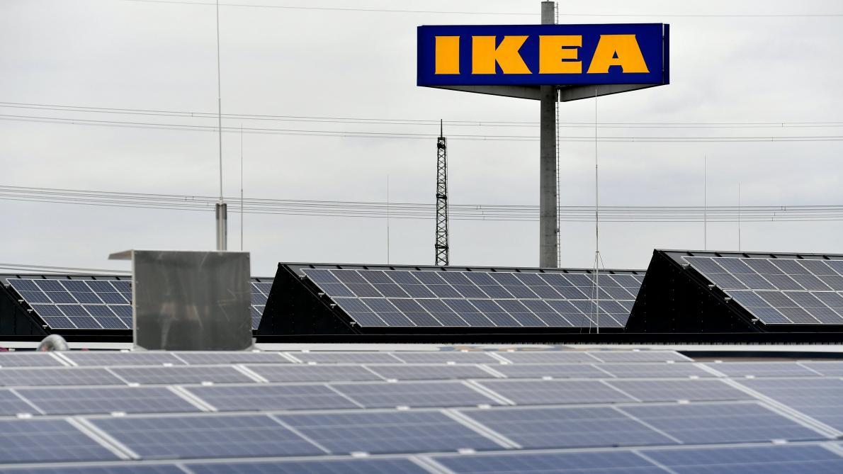ikea se lance dans la vente de panneaux solaires en belgique le soir. Black Bedroom Furniture Sets. Home Design Ideas