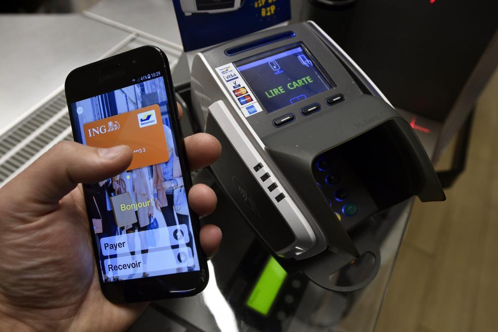 Bancontact Se Lance Dans Le Paiement Sans Contact Via