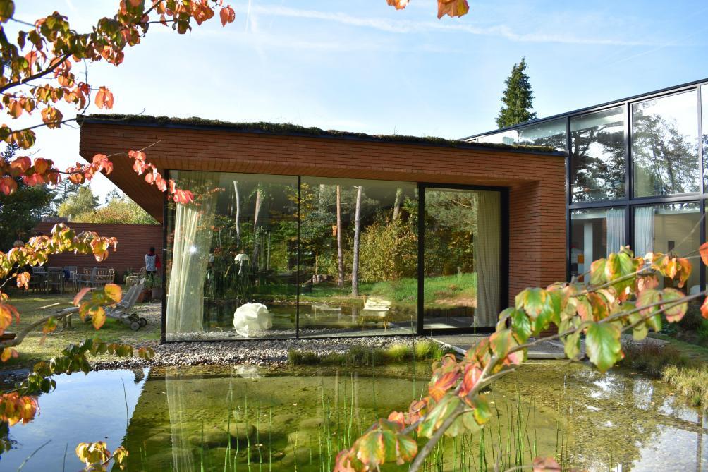 Uccle: la maison dans la forêt, ou l\'inverse - Le Soir