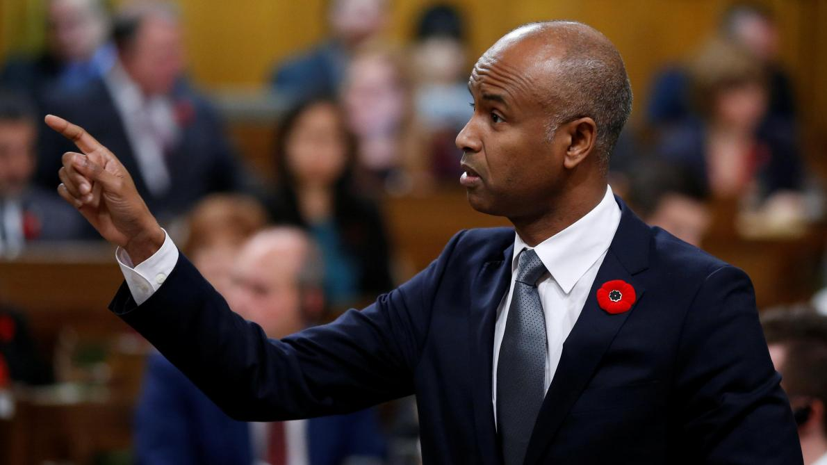 Ahmed Hussen ©Reuters
