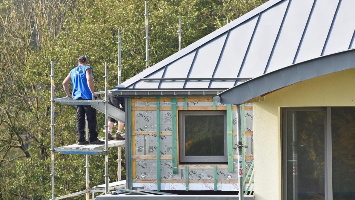 La Wallonie Amnistie Certaines Infractions Urbanistiques Le Soir  # Prescription Urbanistique Abris De Jardin