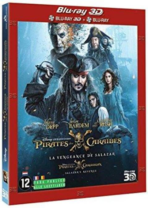 <span>Pirates des Caraïbes 5</span> Un passionnant making of