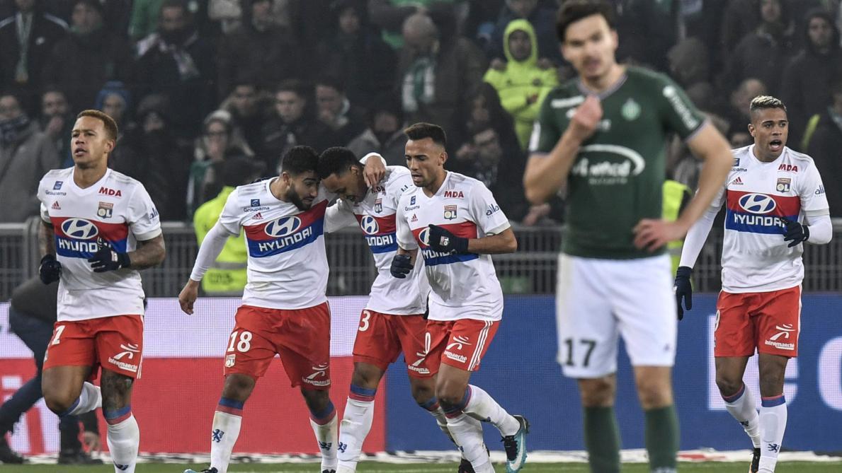 Los cuatro primeros se dan un festín de goles: PSG (0-5), Mónaco (6-0), Lyon (0-5), Marsella (5-0)