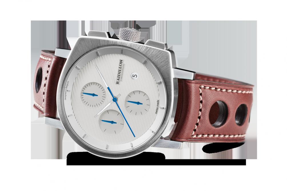 Raidillon, le virage belge de l'horlogerie - Le Soir Plus