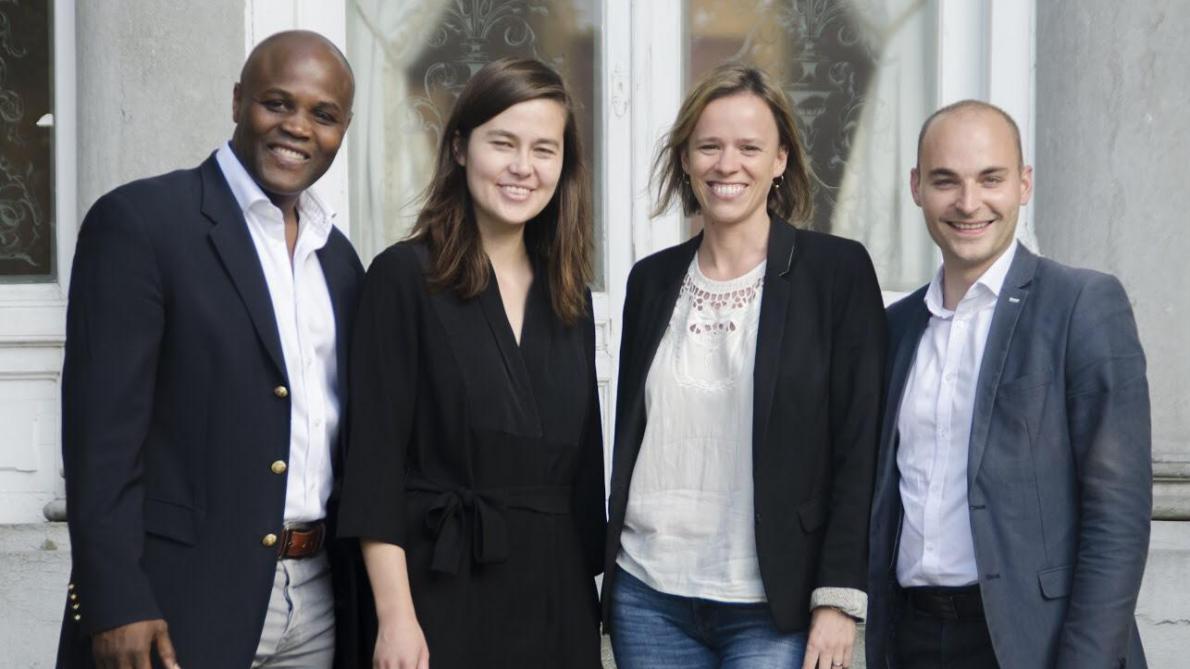 Béa Diallo, Maïté Morren, Caroline Désir et Romain De Reusme conduiront la liste socialiste pour Ixelles.