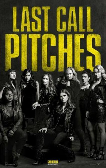 <span>Pitch perfect 3</span> Parfaitement inutile