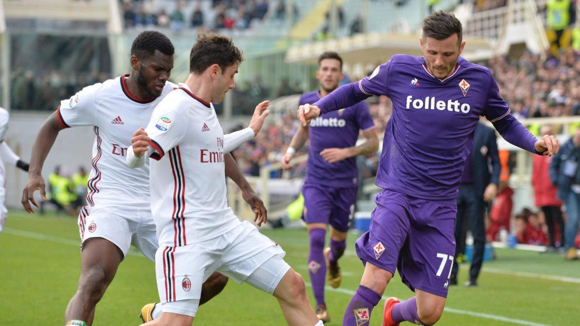 Serie A: l'AC Milan tenu en échec (1-1) sur la pelouse de ...