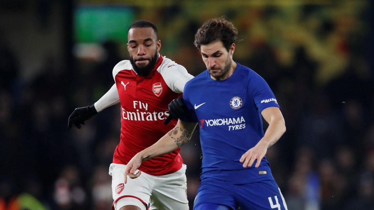 Chelsea et arsenal se neutralisent en demi finale de la - Coupe de la ligue demi finale ...