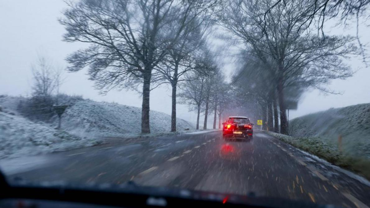 Météo: de la neige prévue en soirée