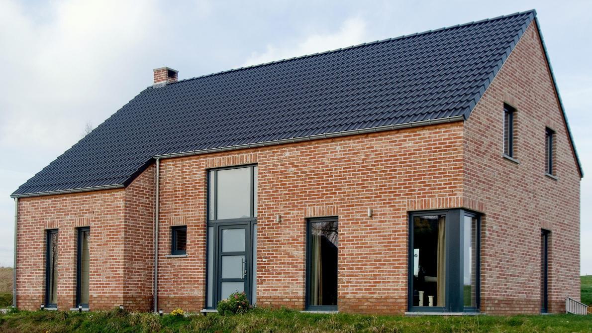 Maisons blavier passe au crible quelques tendances de l - Entreprise de construction cle sur porte belgique ...