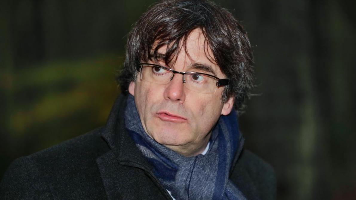 Carles Puigdemont va sortir de prison