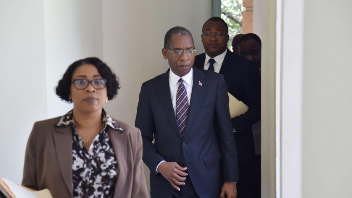 Les noms des impliqués sont transmis à l'Etat haïtien — Scandale sexuel