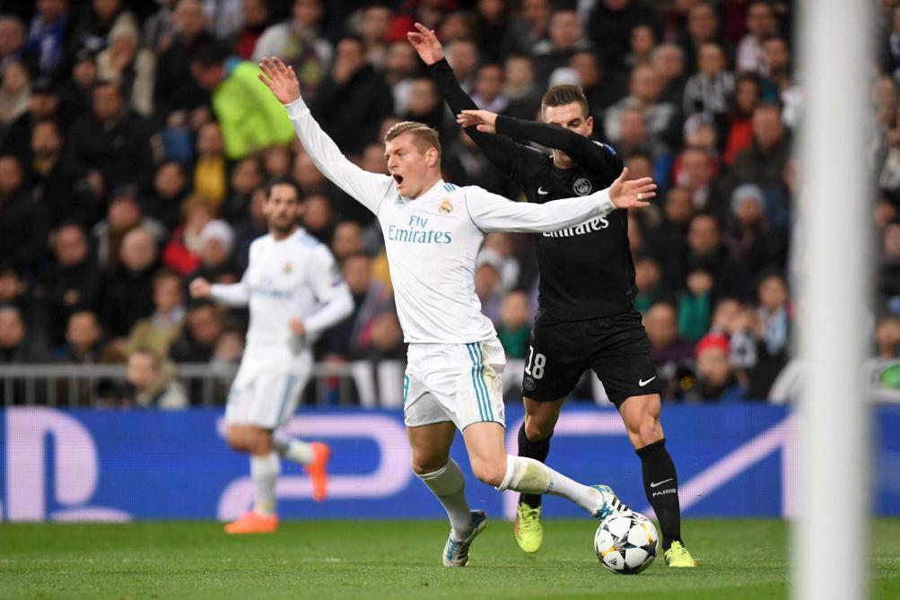 Real : Kroos blessé, mais espèré pour Paris
