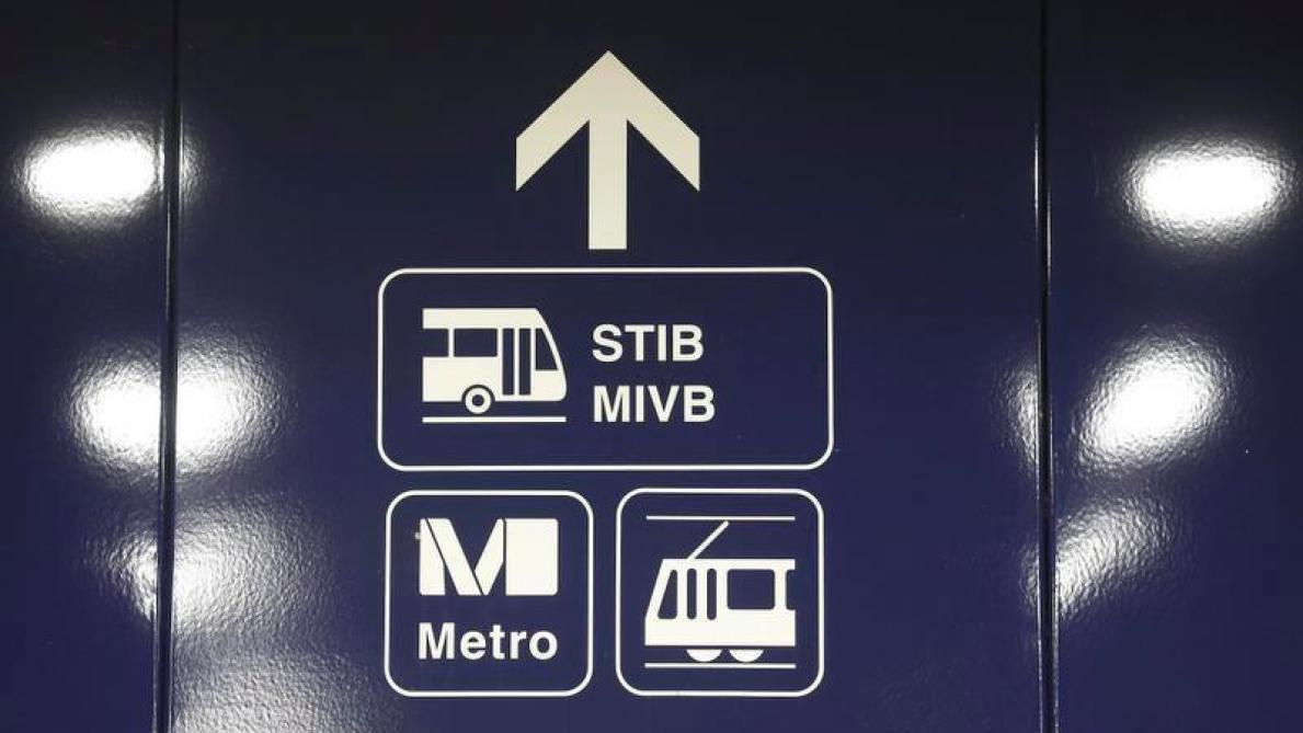 Grève à la Stib: le métro 1 circule toutes les 15 minutes