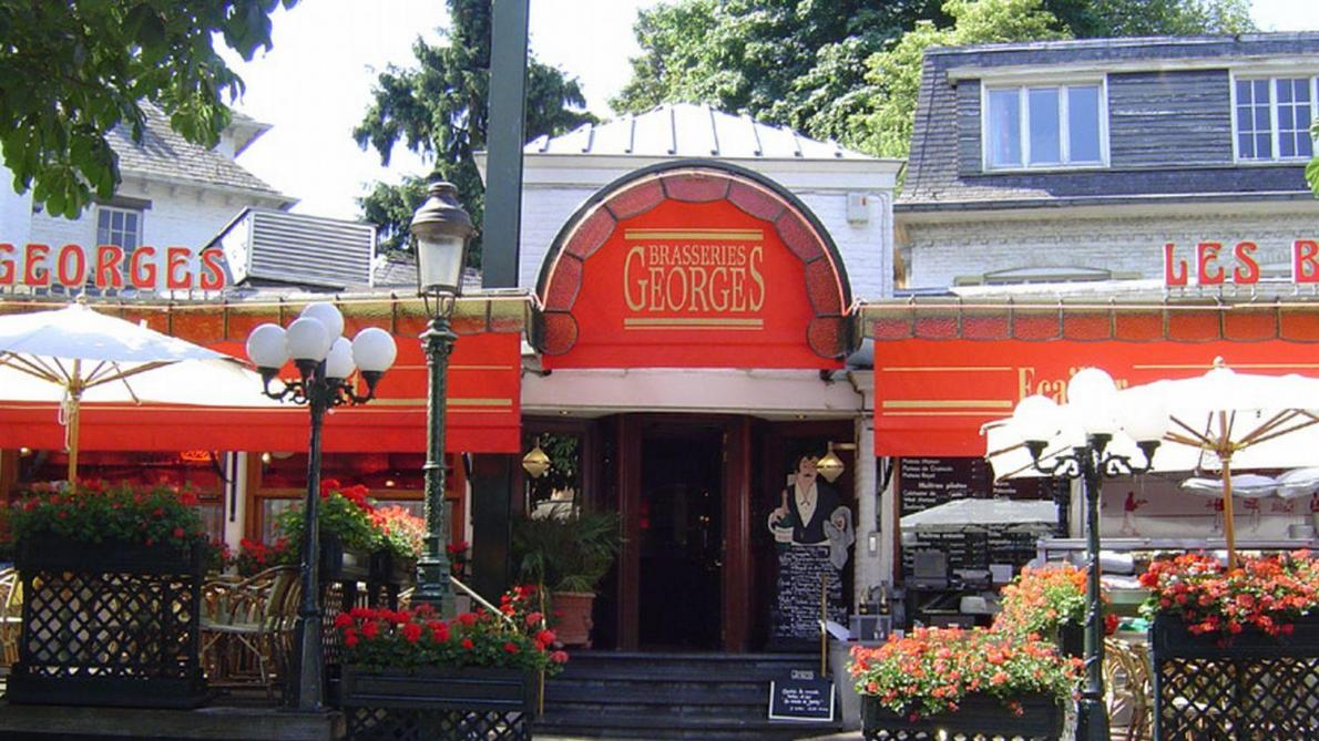 11 restaurants bruxellois, dont