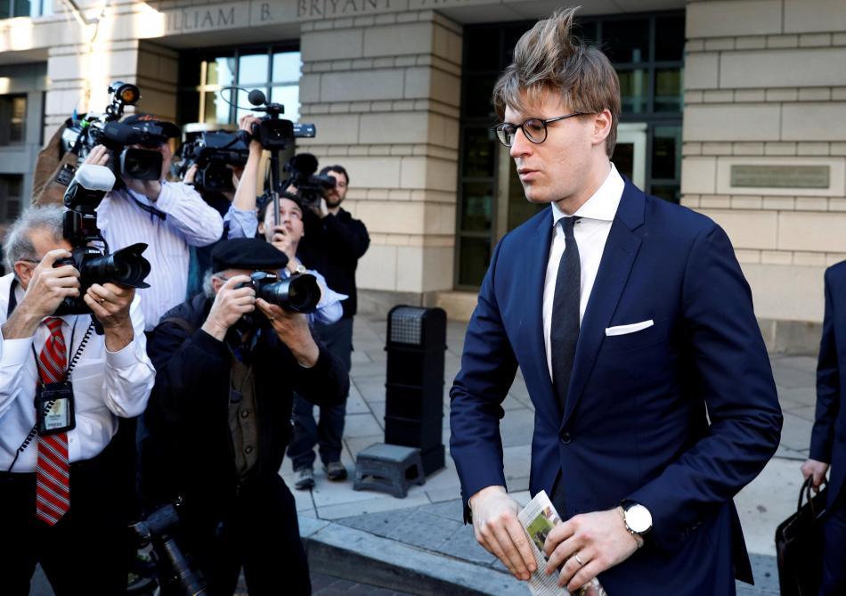 Enquête russe : un ex-conseiller de campagne de Trump plaide coupable