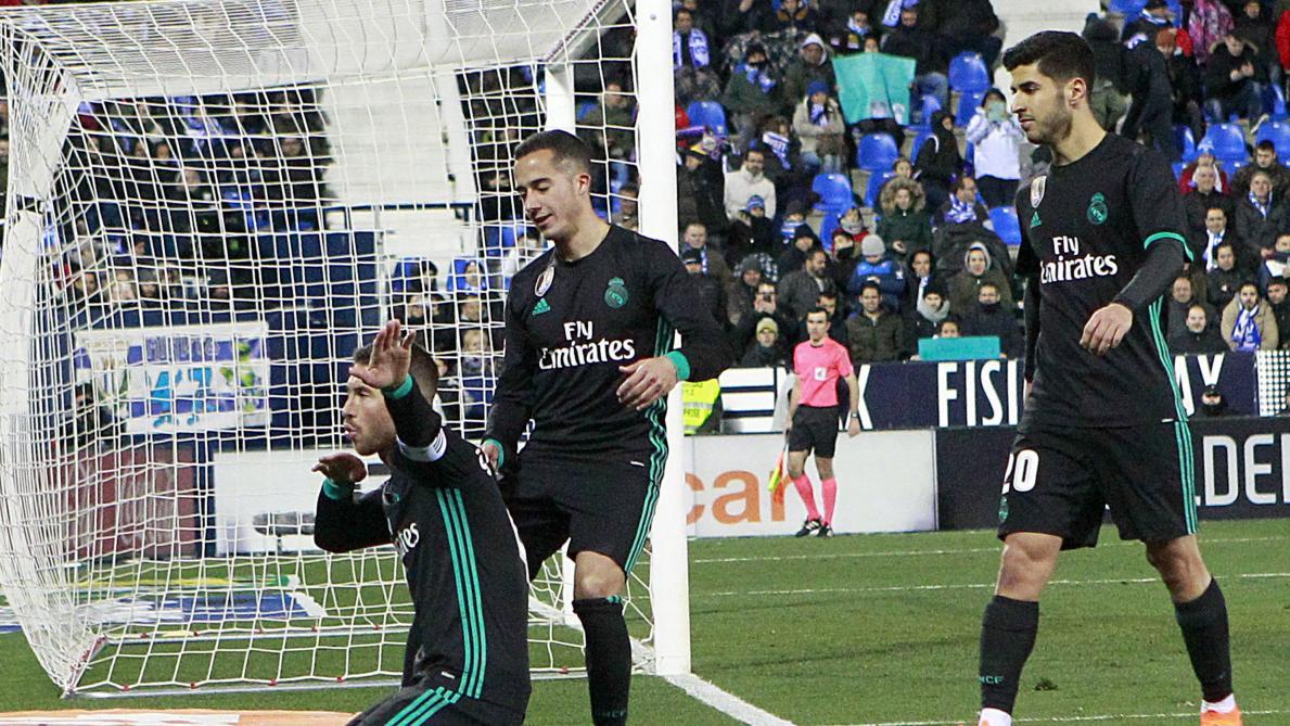 Le Real Madrid passe la cinquième, le Barça déroule — Liga
